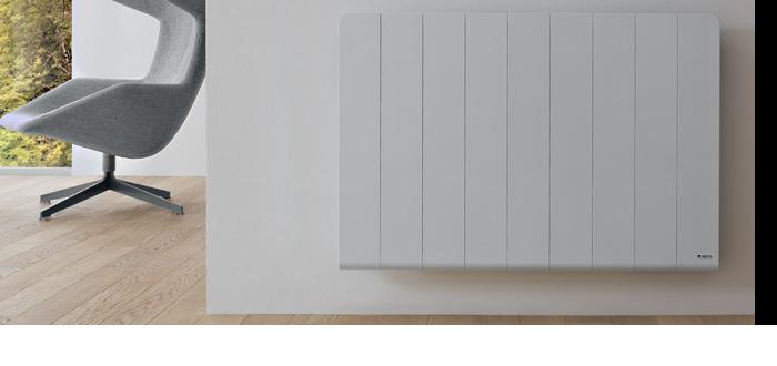 Radiateur et chauffage contemporain électrique ou central
