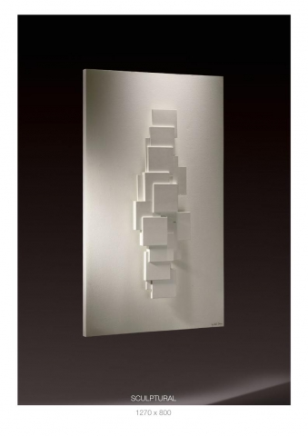 Radiateur lectrique design contemporain d coratif for Radiateur contemporain