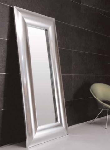 Mirror ad hoc radiateur miroir contemporain for Miroir contemporain design